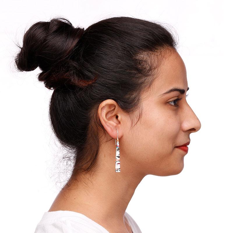 cool fun earrings disneyland theme