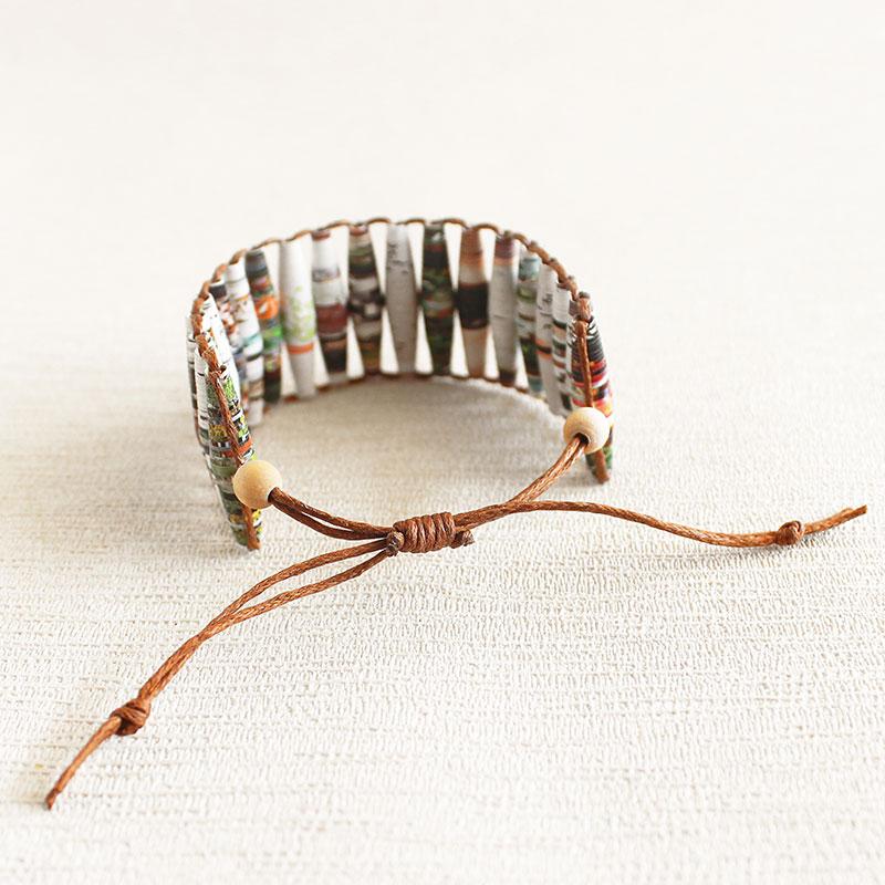 Garden Magazine Bracelet unusual gift