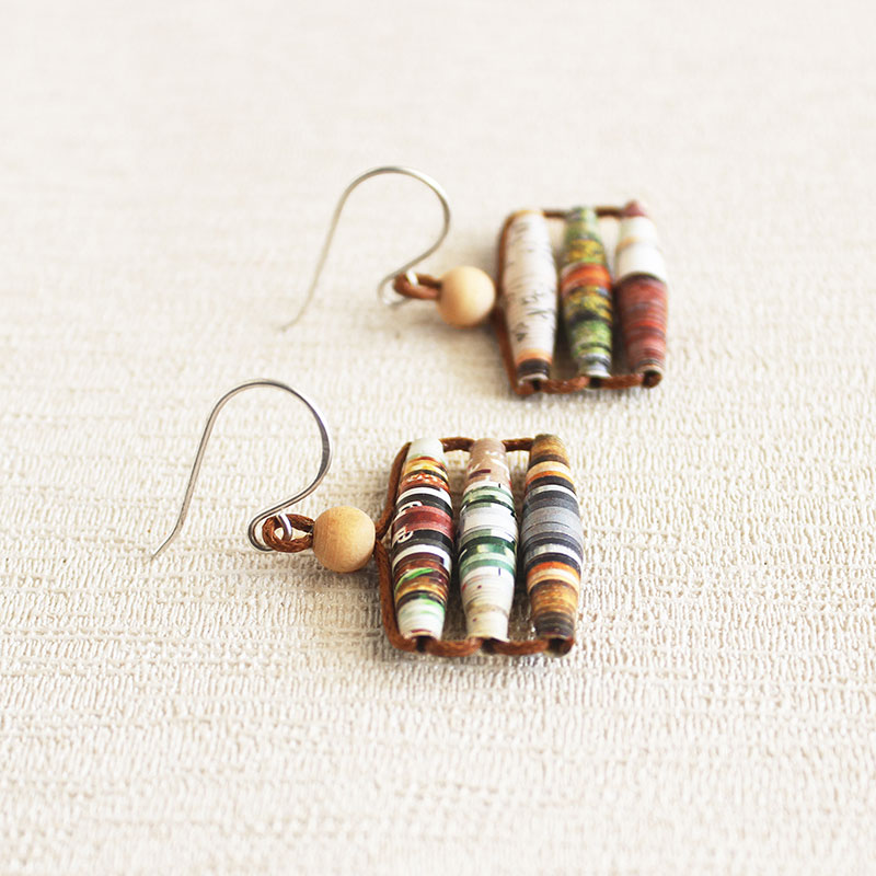 funky jewelry gift for garden lover