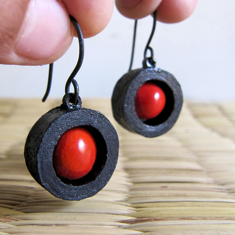 Natural Jewelry Made from Real Circassian Seeds