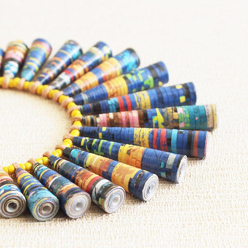 Sunday Comics necklace Funky Jewelry