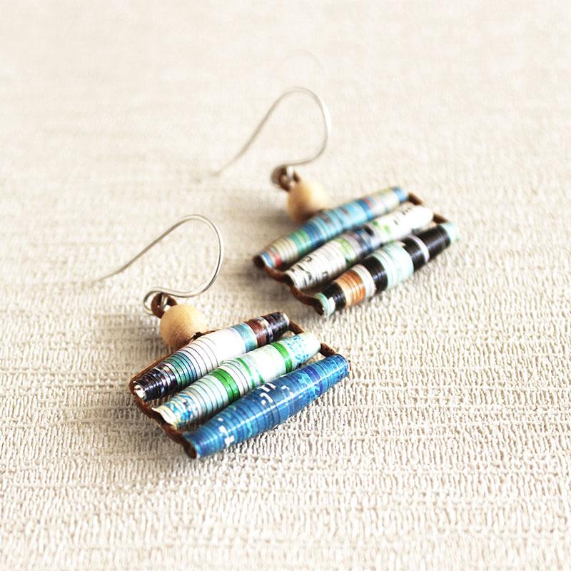 lightweight earrings magazine jewelry