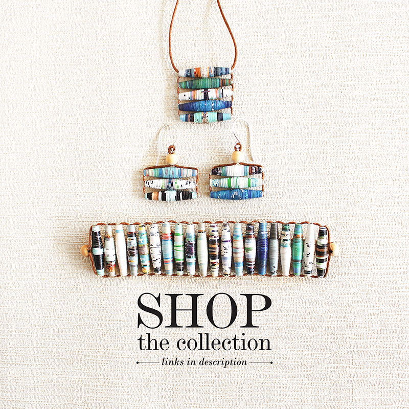 travel magazine jewelry eco-friendly