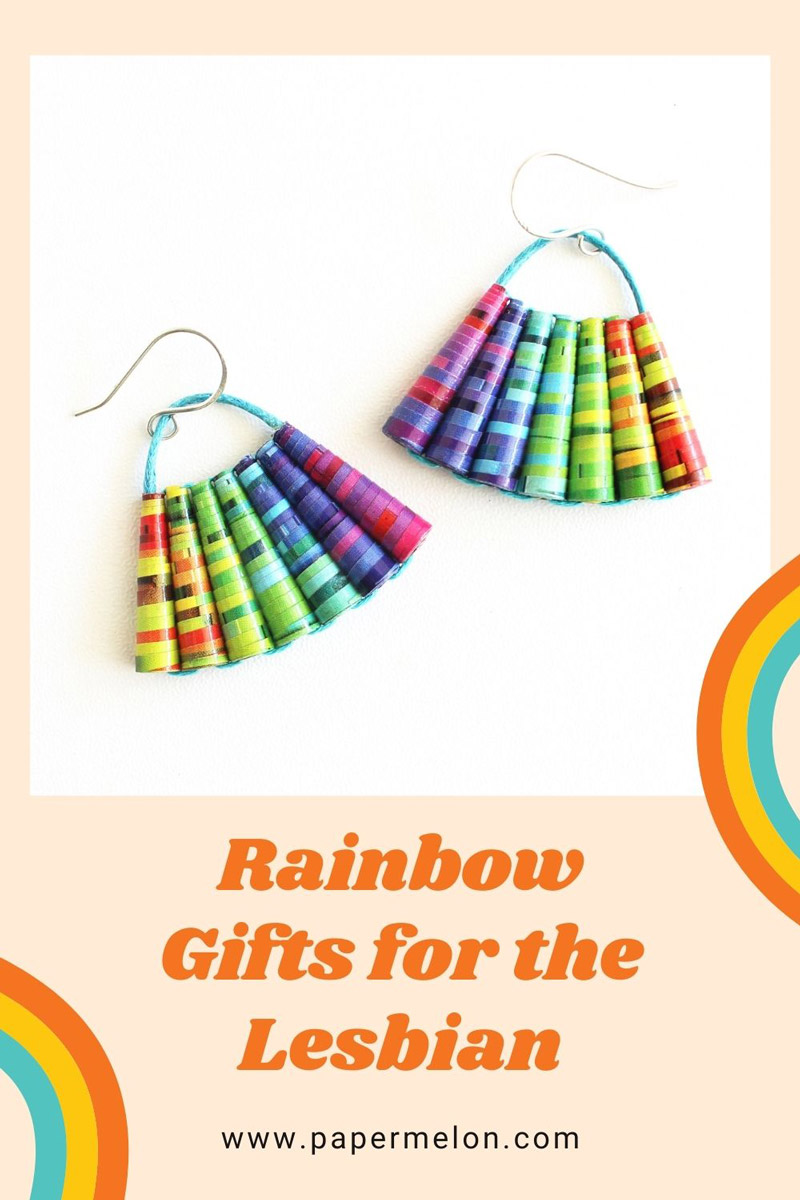 rainbow gifts for lesbian