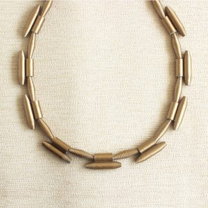 magical amulet necklace ethnic indian antique gold jewelry