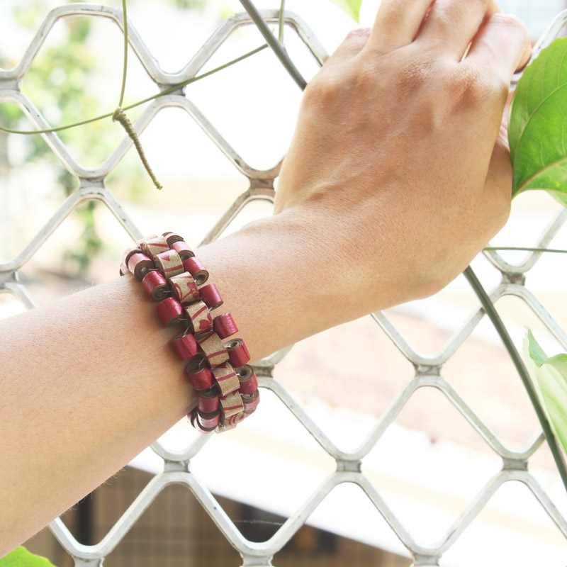 organic jewelry gift for her
