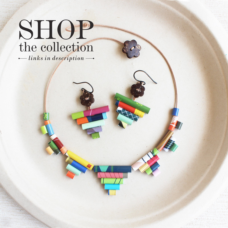 book jewelry made from real storybooks