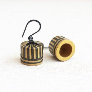 modern jhumka earrings
