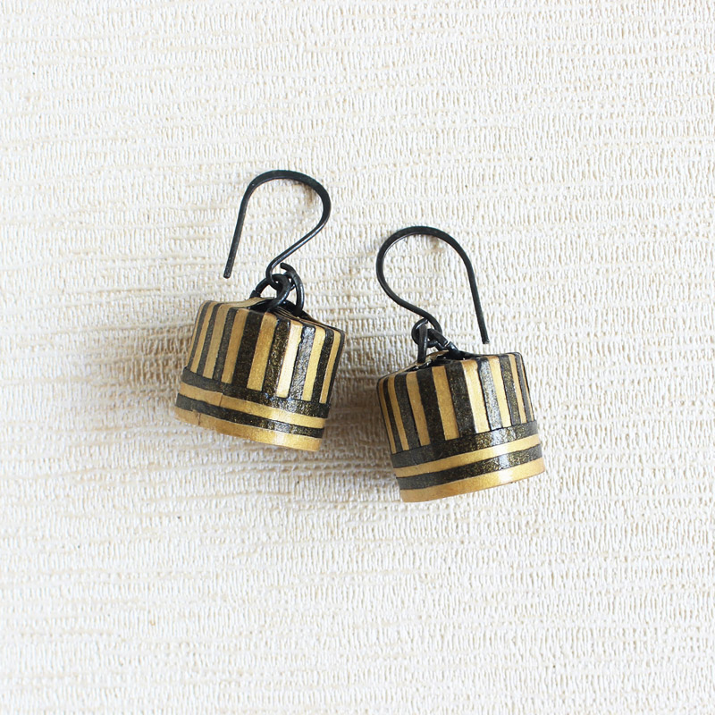 contemporary indian earrings