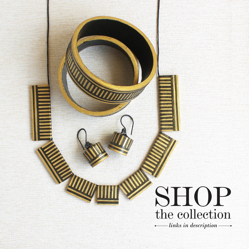 contemporary indian jewelry