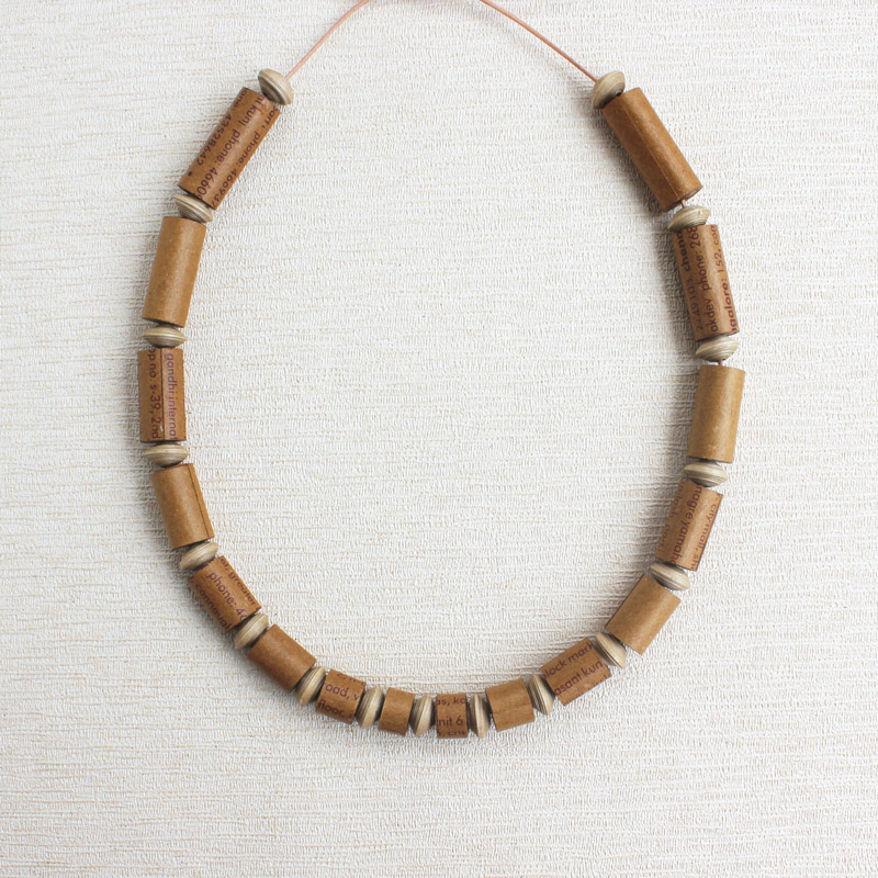 recycled sustainable jewelry